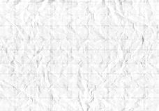 Vector background halfton crumpled paper. Halftone texture to overlay on the illustration Royalty Free Stock Photography