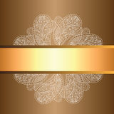Vector background. Hand drawn abstract background Royalty Free Stock Image