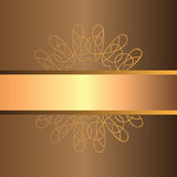 Vector background. Hand drawn abstract background Stock Photography