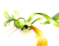 Vector background illustration Stock Images