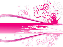 Vector background illustration Royalty Free Stock Photography