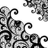 Vector background lace Royalty Free Stock Photography