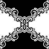 Vector background lace Royalty Free Stock Images