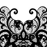 Vector background lace Stock Photos