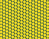 Vector background with lemon Royalty Free Stock Images