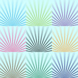 Vector background. The lights of a sun. Eps 10. Stock Photos