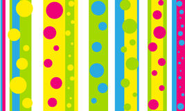 Vector background with lines. Vector colorful background with stripes vector illustration