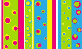 Vector background with lines. Vector colorful background with stripes royalty free illustration