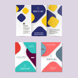 Vector background of modern material design Royalty Free Stock Photography