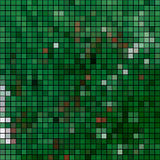 Vector background from multi-colored squares. With stroke Stock Photos