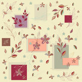 Vector background pattern Royalty Free Stock Images