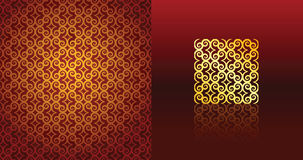 Vector background and pattern Royalty Free Stock Images