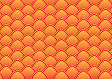 Vector background pattern illustration Stock Image