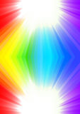 Vector background in rainbow color Stock Photos