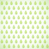 Vector background of raindrops eps Royalty Free Stock Photo