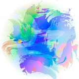 Vector background. Simulation vector watercolor. Abstract background Stock Photography