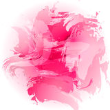 Vector background. Simulation vector watercolor. Abstract pink background Royalty Free Stock Photography