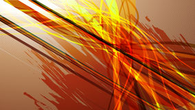 Vector background with strips. Vector background with abstract eps10 design elements for your business Stock Images