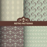 Vector background for textile design. repeating pattern. Vector background for textile design. Wallpaper, background, repeating pattern Royalty Free Stock Images