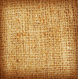 Vector background (texture, burlap) Royalty Free Stock Photo