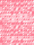 Vector background texture. With pink triangle shapes royalty free illustration