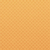 Vector background (texture wafer) Stock Images