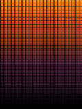 Vector - Background Tile Pattern Stripe Halloween Stock Photography