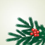 vector Background  of  tree detail Royalty Free Stock Image