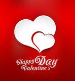 Vector background of Valentines Day, Stock Photos