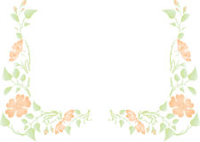 vector Background  white patterns Royalty Free Stock Photos