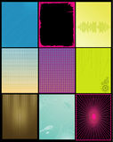 Vector backgrounds Stock Photos