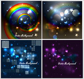 Vector Backgrounds Stock Images