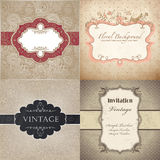 Vector backgrounds for design Stock Photos