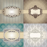 Vector backgrounds for design royalty free stock photos