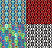 Vector backgrounds Royalty Free Stock Photography