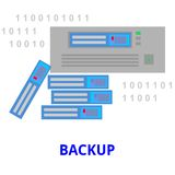 Vector - backup Royalty Free Stock Images