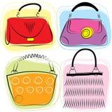 Vector bags Stock Photo
