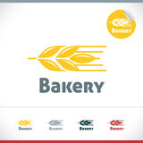 Vector Bakery Icon Stock Photo