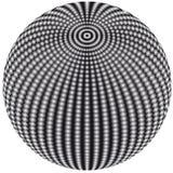 Vector Ball Stock Image