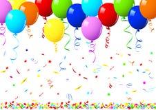 Vector balloons Royalty Free Stock Photography