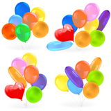 Vector Balloons Stock Images