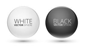 Vector Balls Stock Photography