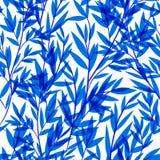 Vector Bamboo seamless pattern Stock Image