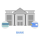 Vector - bank Stock Photo