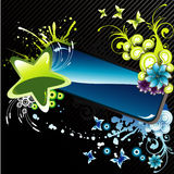 Vector banner illustration Royalty Free Stock Images