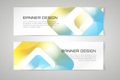 Vector banner infographic template. Processes Royalty Free Stock Photography