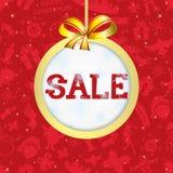 Vector banner. Sale. Stock Photos