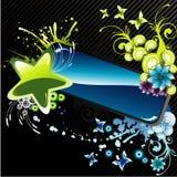 Vector bannerillustratie Royalty-vrije Stock Afbeeldingen