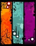 Vector bannerillustratie Stock Afbeelding
