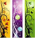 Vector banners stock photos